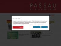 passau.de Webseite Vorschau