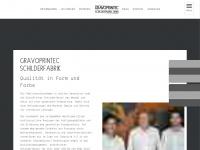 gravoprintec.de Webseite Vorschau