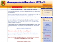 gv-althornbach.de