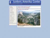 amerikacenter.net Webseite Vorschau