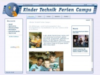 Kinder-technik-ferien-camps.de