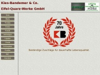 kies-bandemer.de Webseite Vorschau