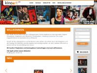 kinoart.net Webseite Vorschau