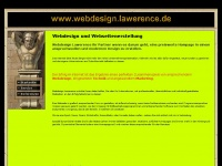 Webdesign.lawerence.de