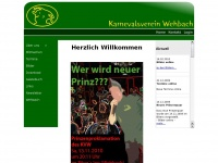 kvw04.de Webseite Vorschau