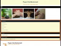 physiovital-mutterstadt.de Webseite Vorschau