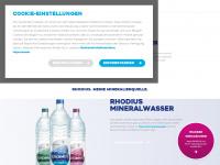 rhodius-mineralwasser.de