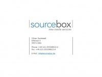 Sourcebox.de