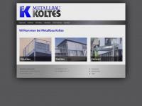 metallbau-koltes.de