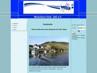 motorbootclub-zell.de