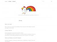 kita-regenbogen-foerderverein.de Webseite Vorschau