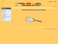 tennis-club-gerolstein.de
