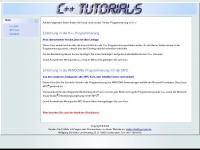cpp-tutor.de