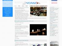 ycrm.de Webseite Vorschau