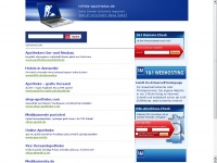 trifels-apotheke.de Webseite Vorschau