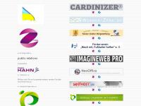 zzzyxweb.com Webseite Vorschau