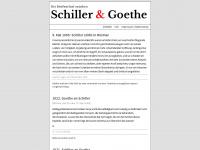 briefwechsel-schiller-goethe.de