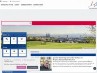 stadt.bamberg.de Webseite Vorschau