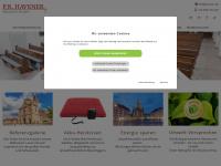 kirchenbankpolster.de Webseite Vorschau