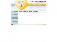 elektro-spranger.de