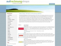 auf-rechnung-shops.de