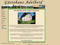 gaestehaus-adelheid.de