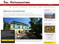 zur-kutscherstube.de Webseite Vorschau