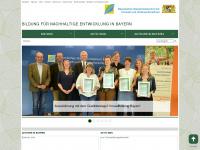 umweltbildung.bayern.de Webseite Vorschau