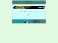 kieselbach.de Webseite Vorschau