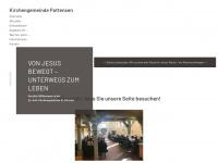 kirchengemeinde-pattensen.de Webseite Vorschau
