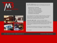 trend-messebau.de Webseite Vorschau