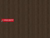 loesch-depot-leipzig.de Webseite Vorschau