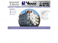 vehak.de Webseite Vorschau