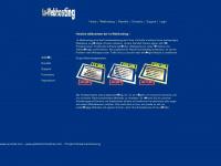1a-webhosting.net Webseite Vorschau