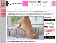 lola-shop.de Webseite Vorschau