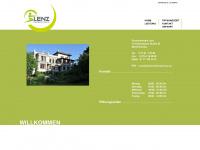 physiotherapie-lenz.de Webseite Vorschau