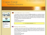 cape-coral-holiday-dreams.com