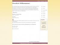 physiotherapie-moesch.de Webseite Vorschau