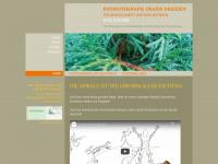 physiotherapie-knorr.de Webseite Vorschau