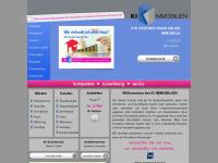 ki-immobilien-borna.de Webseite Vorschau