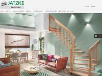 treppenbau-jatzke.de Webseite Vorschau