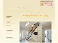 treppenbau-kleeberg.de Webseite Vorschau
