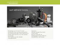 vehicle.de Webseite Vorschau