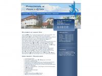 physiotherapie-im-forum.de Webseite Vorschau