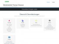 Chowson-heizung.de