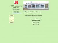 hufeland-apotheke.de Thumbnail