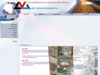 logistik-verpackung.com Webseite Vorschau