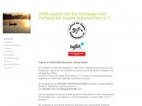 verband-der-angler-hohenmoelsen.com Webseite Vorschau