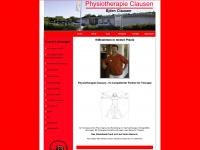 physio-nms.de Webseite Vorschau
