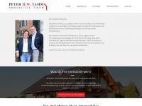 tamm-immo.de Webseite Vorschau